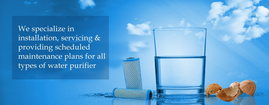 Water Filter for home and office Bhopal